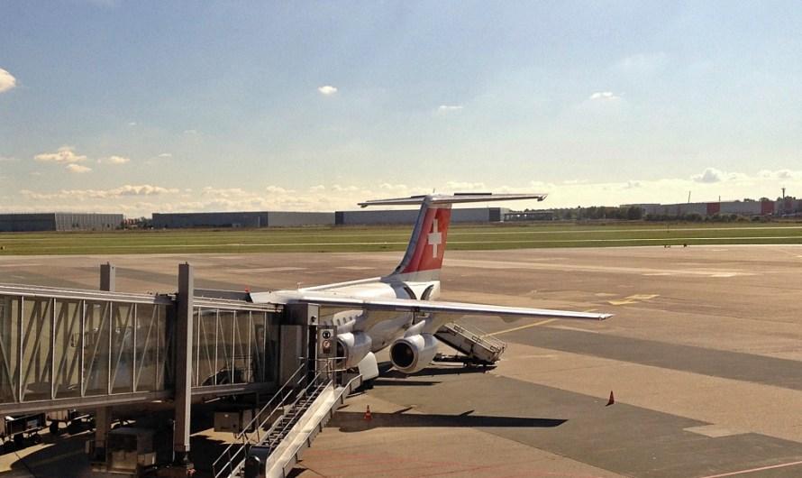 Flying SWISS Business Class to Zurich