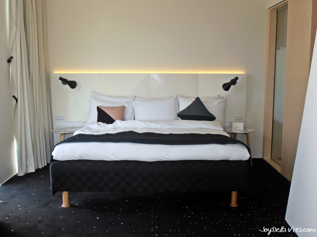 Queen-Bed at Bella Sky Copenhagen
