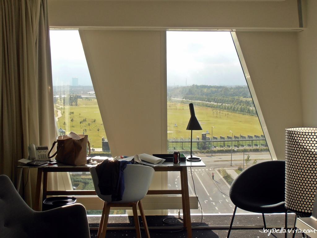 Bella Sky Copenhagen Executive Corner Room JoyDellaVita Travelblog