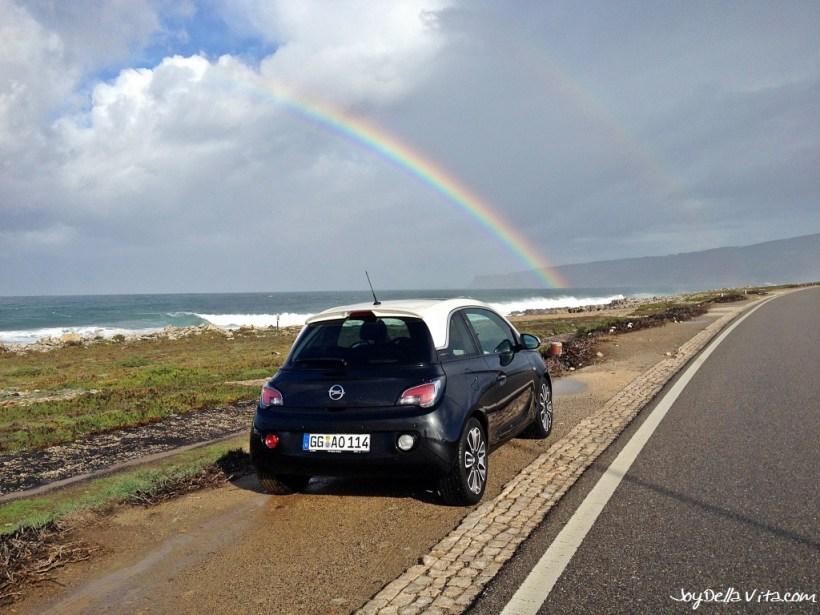 Cabo da Roca to Lisboa Roadtrip in Portugal