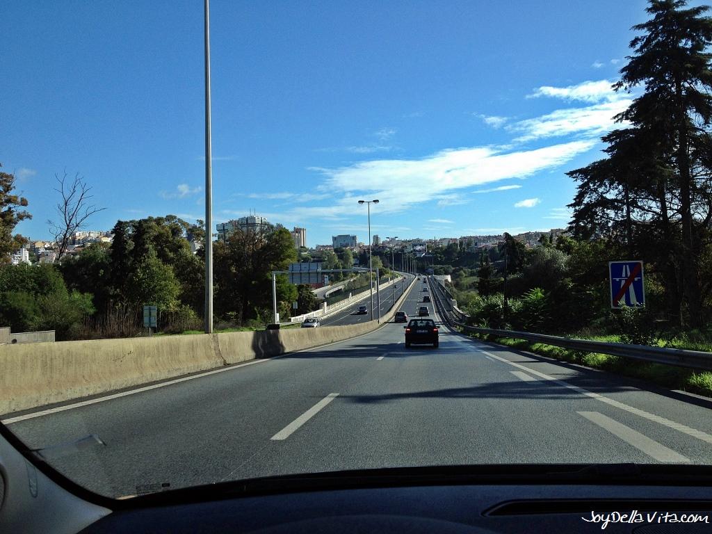 Roadtrip to Lisbon