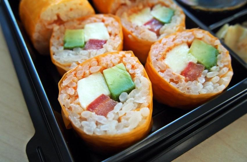No Sushi by Kreative Reisrollen Tettnang