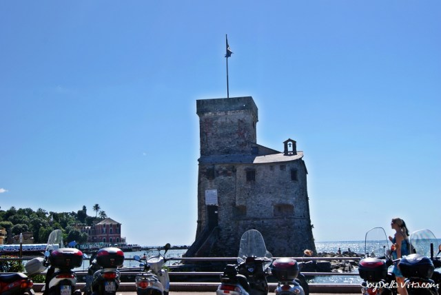 Castello sul Mare (Castle-on-the-Sea), erected in 1551