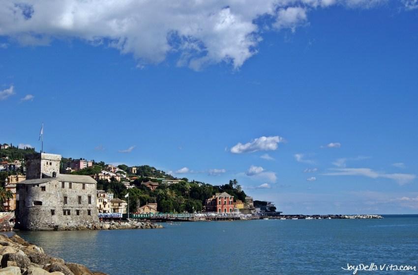 Travel Diary: 1 hour in Rapallo, Liguria