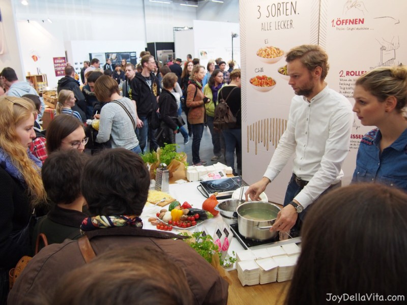 Frizle Spätzle at eat&Style Stuttgart 2015