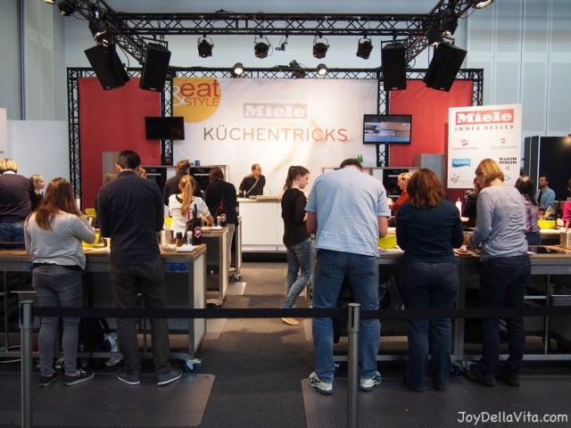 Miele Food Workshop