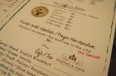 Prague Hot Chocolate