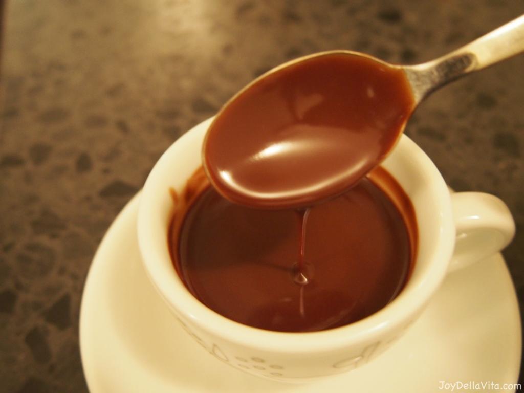 best Prague Hot Chocolate