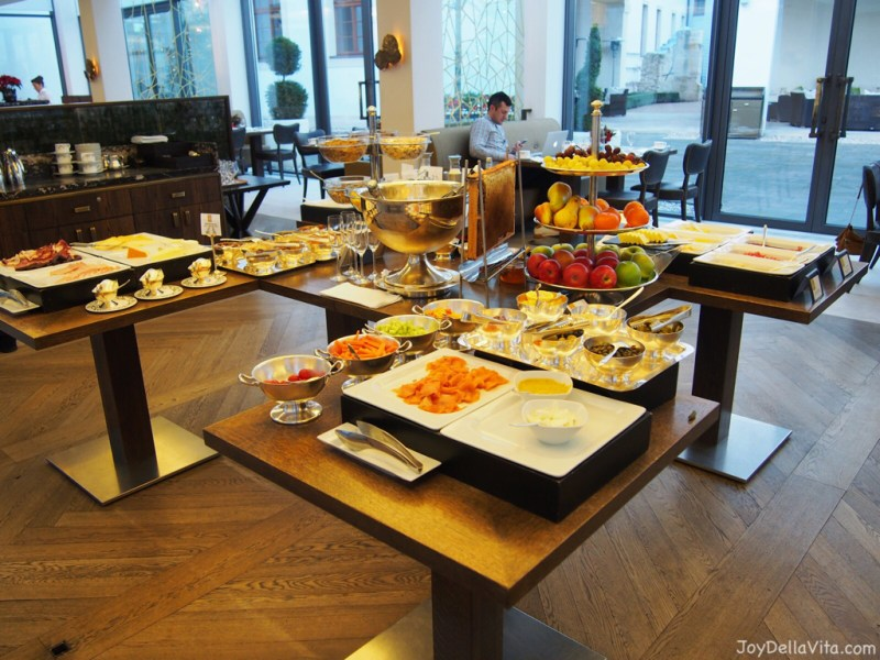 Breakfast (Buffet) at Augustine Hotel Prague