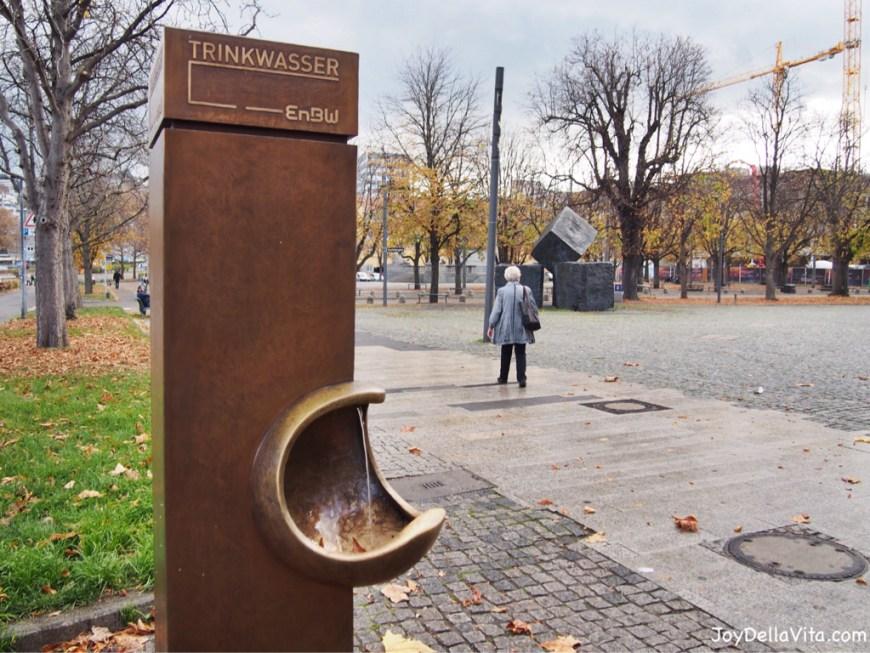 Stuttgart Travel Diary