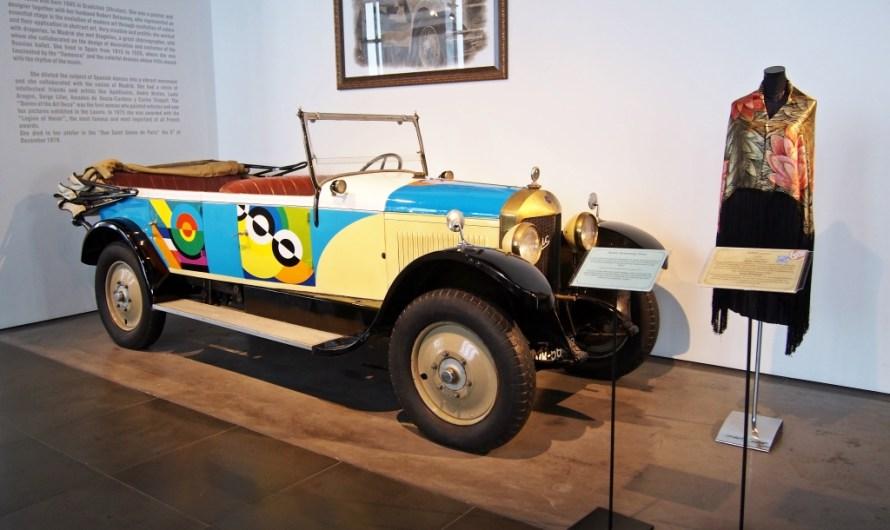 Museo Automovilistico de Málaga in Malaga