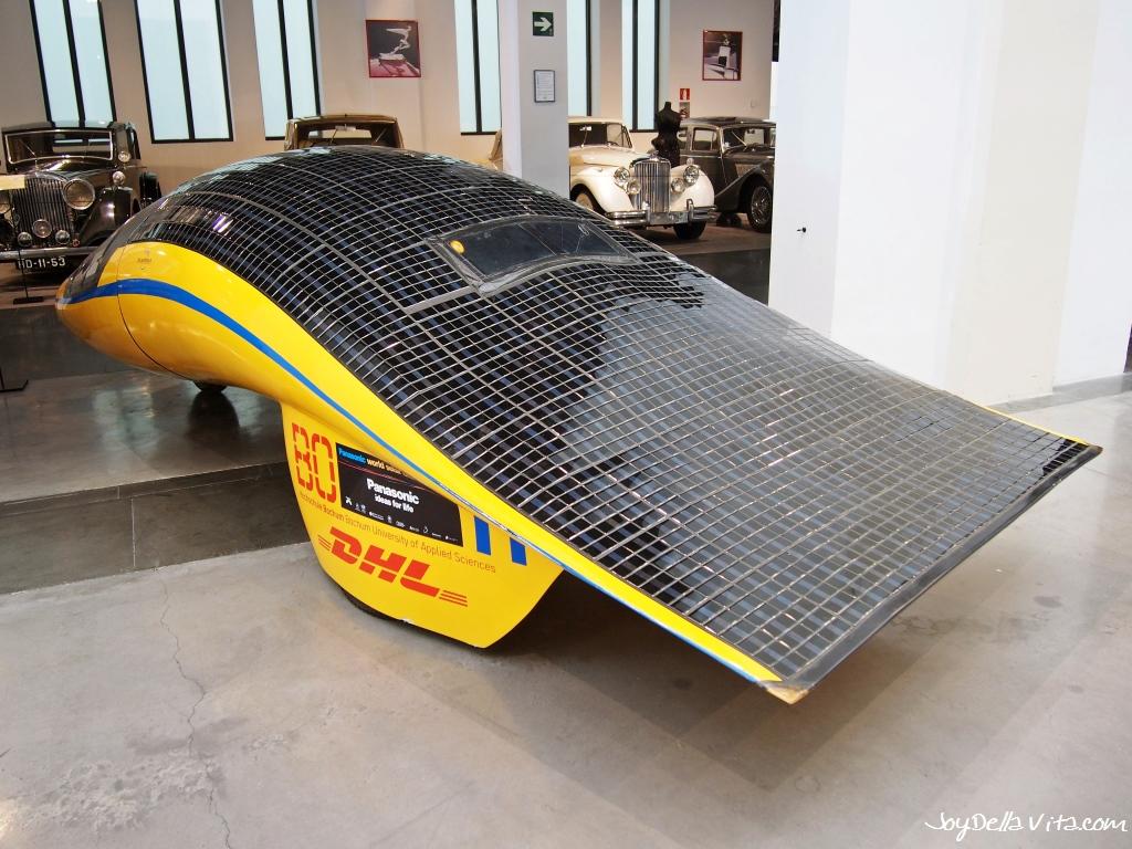 Solar World Car