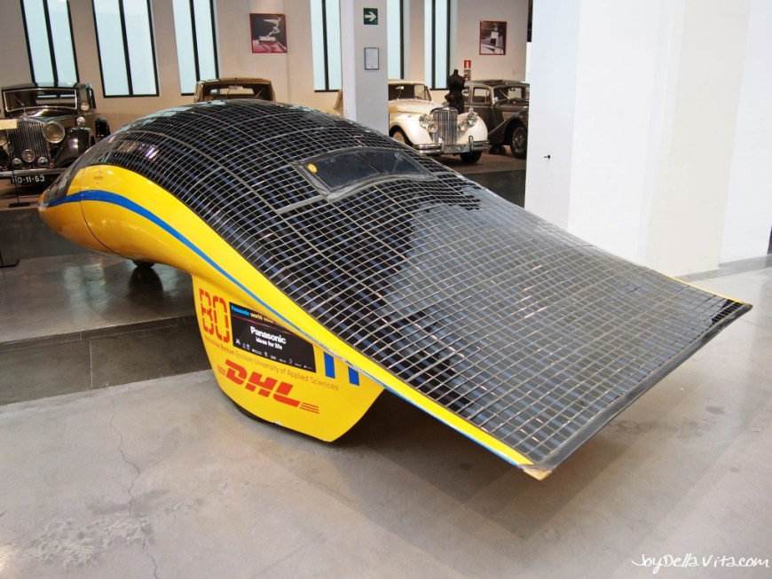 Solar World Car