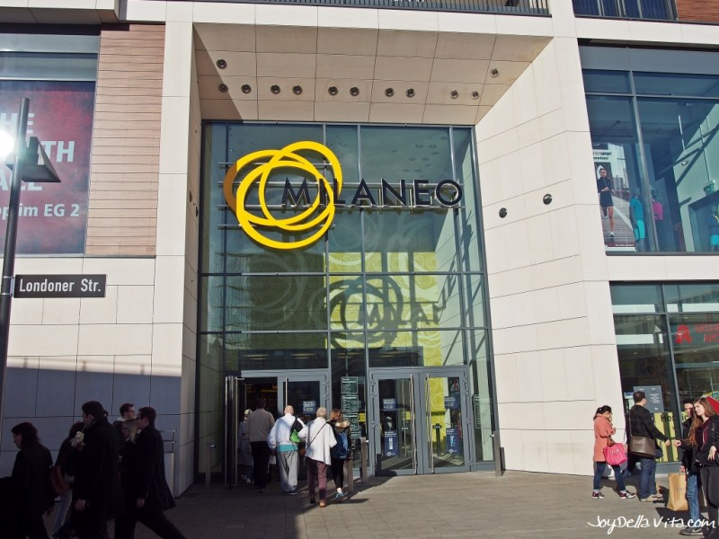 Milaneo Stuttgart Shopping Travel blog joydellavita