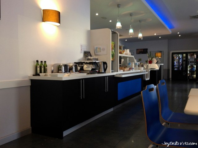 Breakfast Buffet at ibis Budget Hotel Malaga