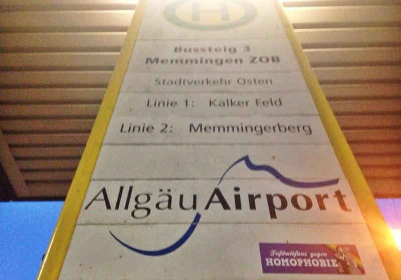 Memmingen Airport Transfer (Allgäu Airport)