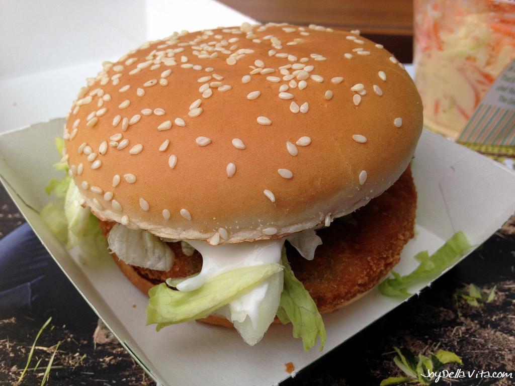 Vegi Mac by McDonald's Switzerland