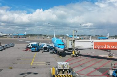 KLM Flight Review Amsterdam to Zurich