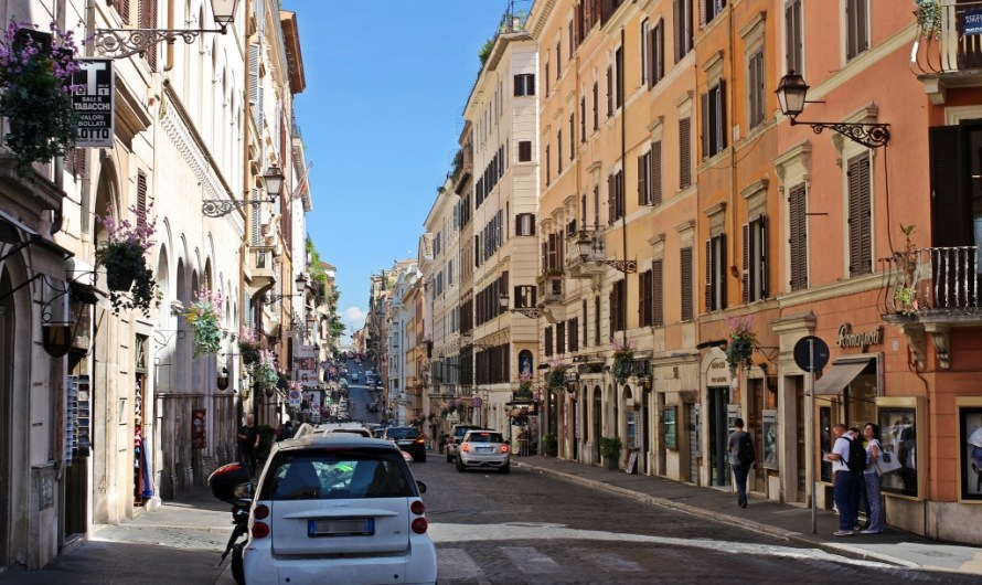 Travel Diary: 24h in Rome in May