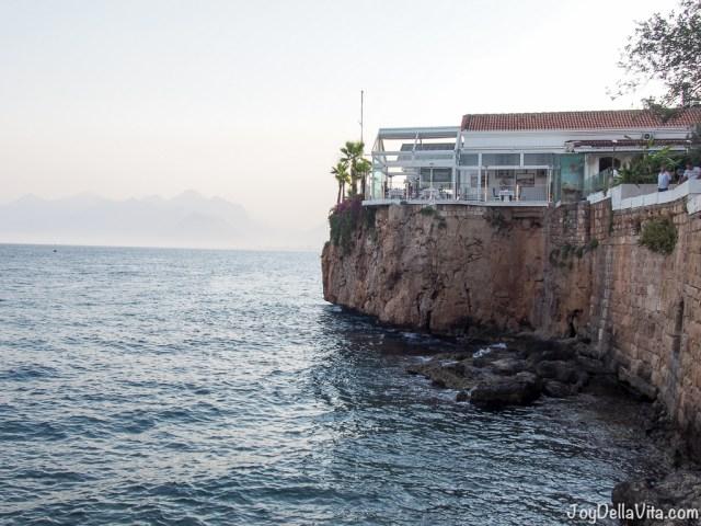 Arma Restaurant Antalya Travelblog JoyDellaVita