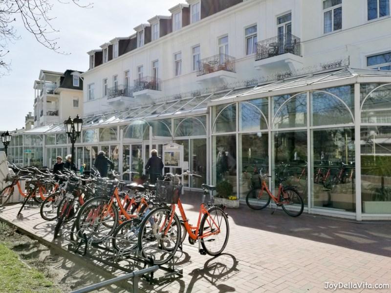 rental bikes in Heringsdorf / Usedom