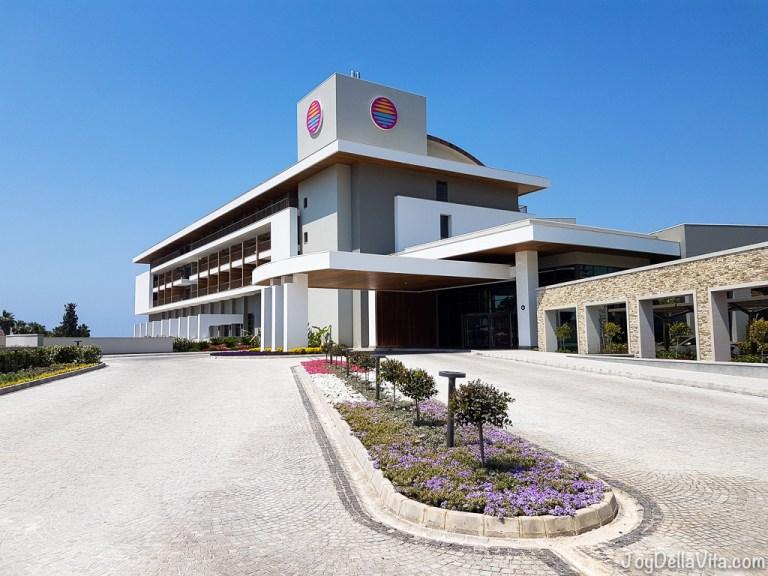 Hotel Barut Acanthus & Cennet in Side near Antalya