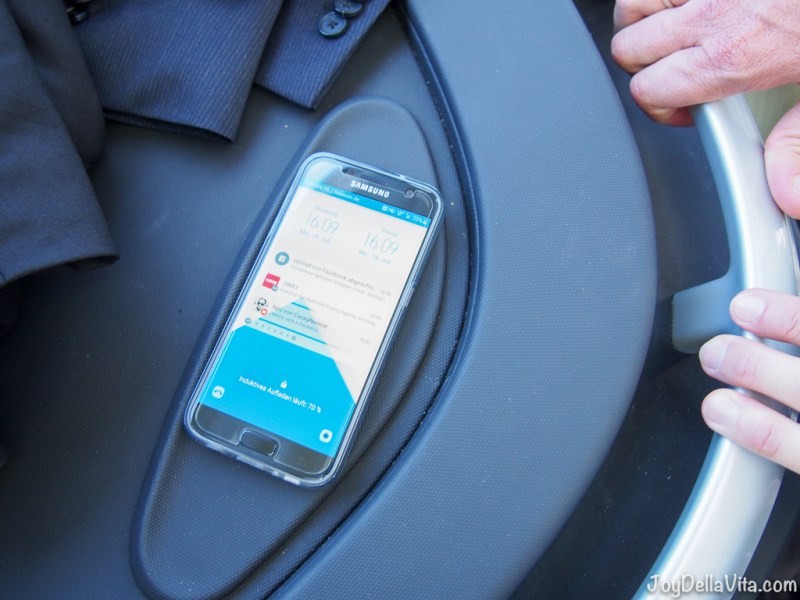 Inductive and wireless charging pads for smartphones