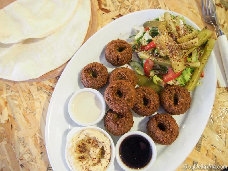 ROKKA Falafel Antalya JoyDellaVita