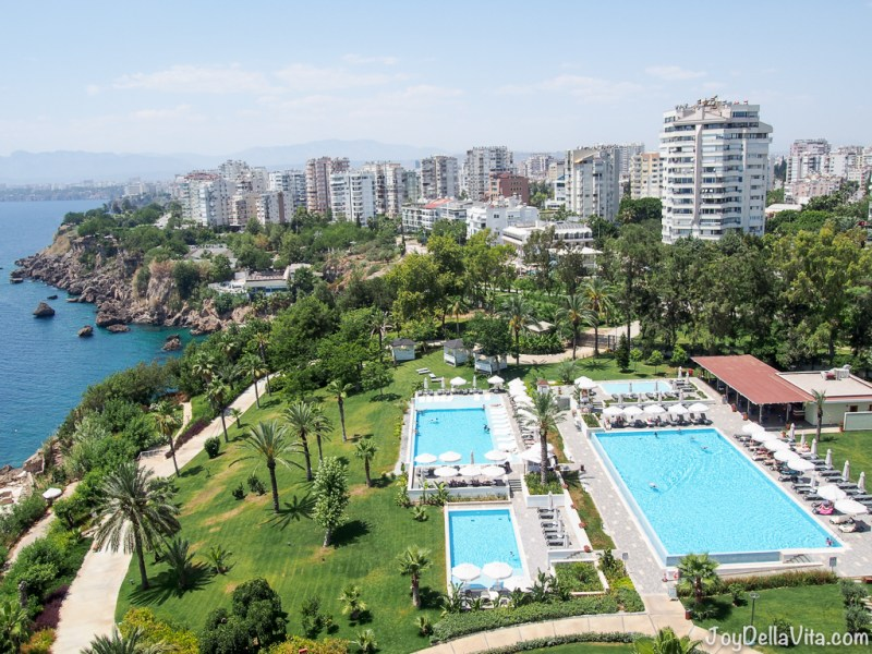 AKRA Barut Antalya Pool Area