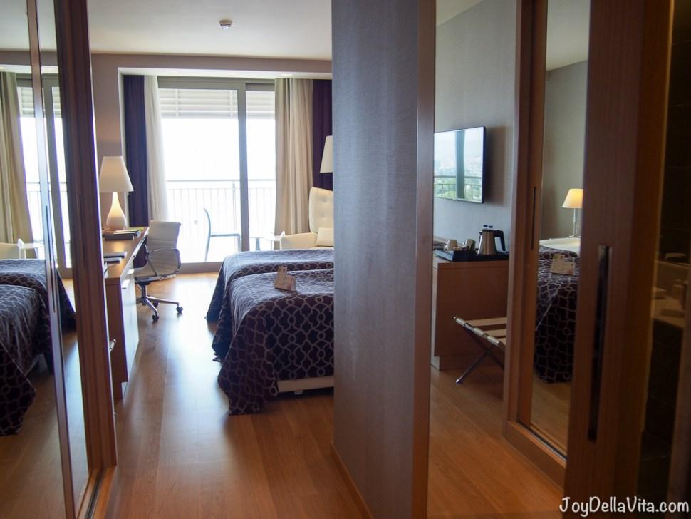 AKRA Barut Deluxe Sea View Hotel Room