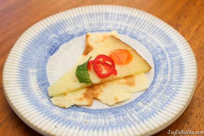 Pecorino Cheese with Chili Jam