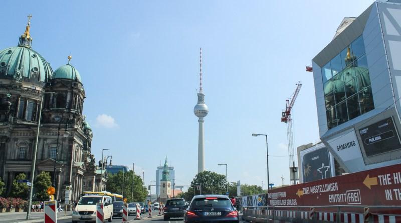 Mercedes-Benz CLA Facelift in Berlin