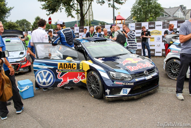 Rallye Germany 2016 Volkswagen Motorsport