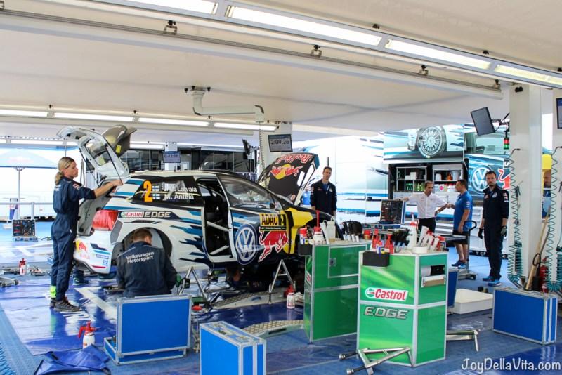 Rallye Germany 2016 Volkswagen Motorsport