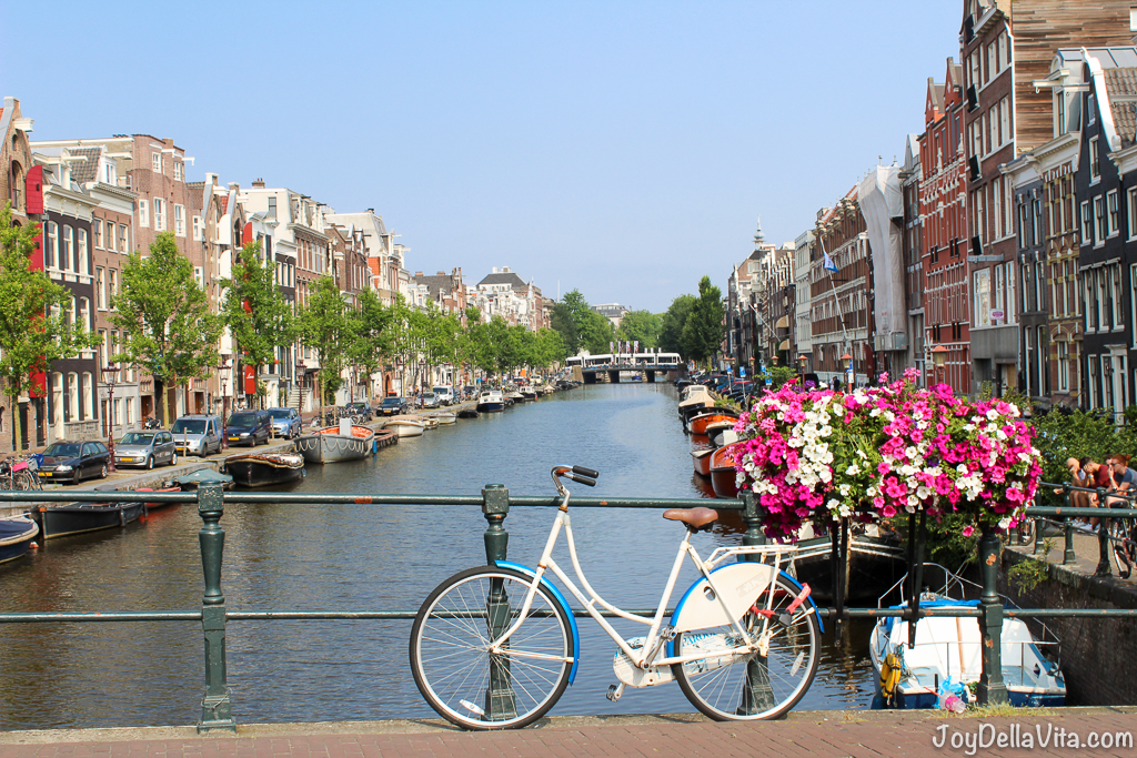 Sightseeing Photo Walk Amsterdam JoyDellaVita Travel Blog