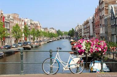 Sightseeing Photo Walk Amsterdam JoyDellaVita Travel Blog