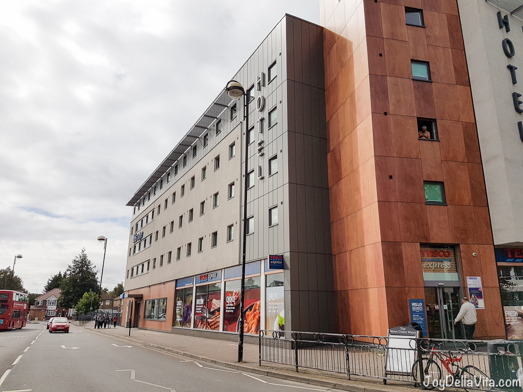 ibis budget Hounslow Heathrow Airport Hotel London