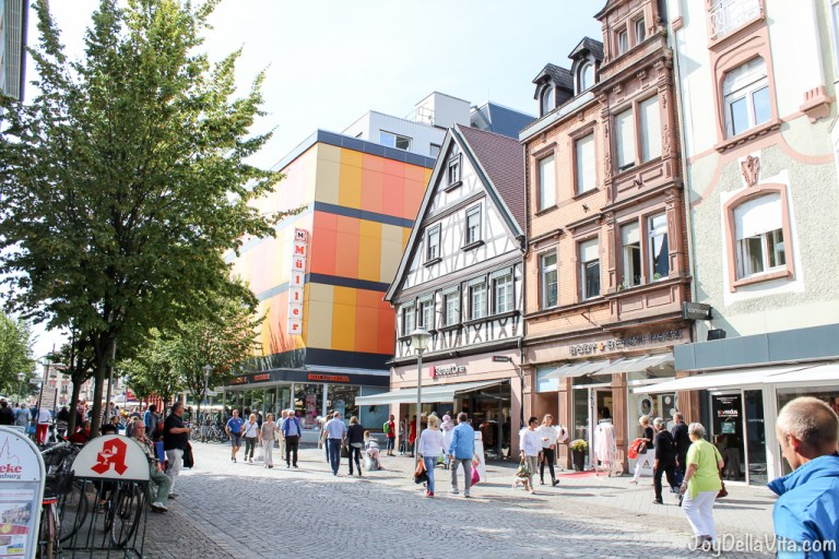 Travel Diary: 2 hours in Offenburg, Southern Germany