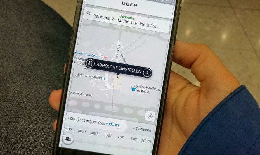 My London uberPOOL Experience + Discount Codes