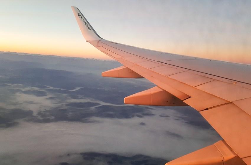 Germania Flight Review to Palma de Mallorca