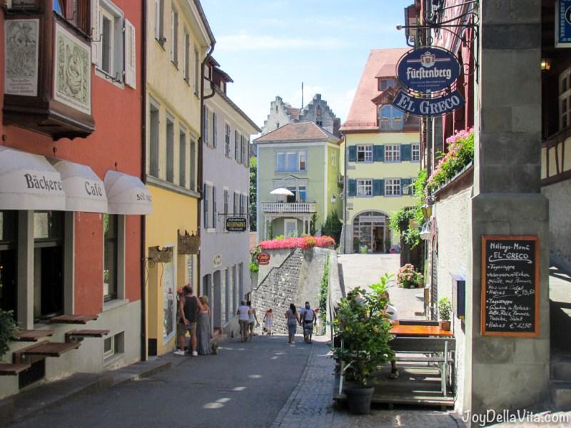 Shopping in Meersburg