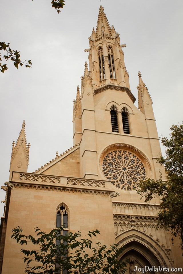 Parròquia de Santa Eulàlia, Church in Palma
