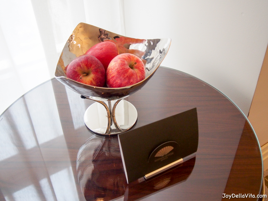 Mandarin Oriental Geneva JoyDellaVita