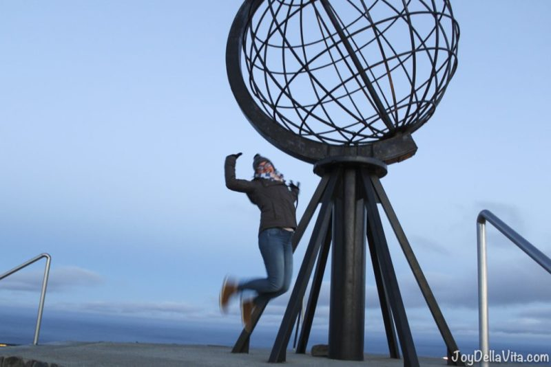 North Cape in November Travelblog JoyDellaVita