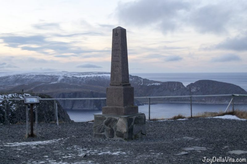 King Oscar II visited the North Cape on July 2nd, 1873
