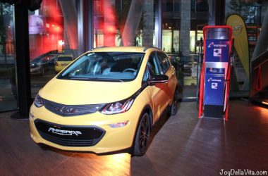 Opel AmperaE Electric Car Travelblog JoyDellaVita