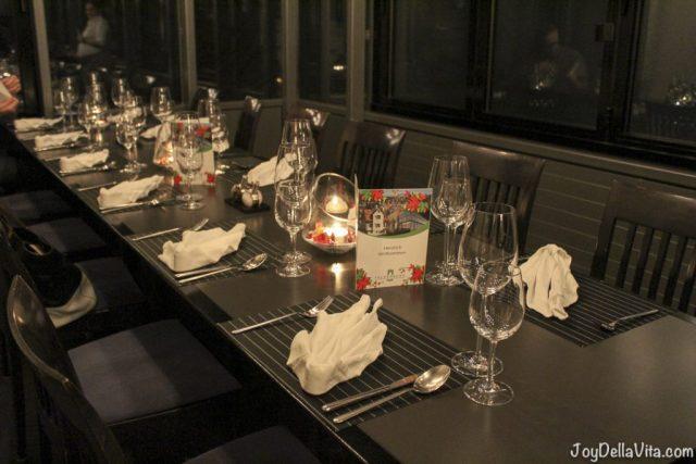 Restaurant Falkenburg StGallen Travelblog JoyDellaVita