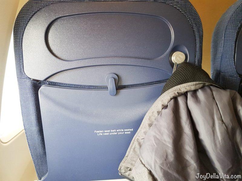 Flying SAS PLUS to Oslo from Zurich Travelblog JoyDellaVita