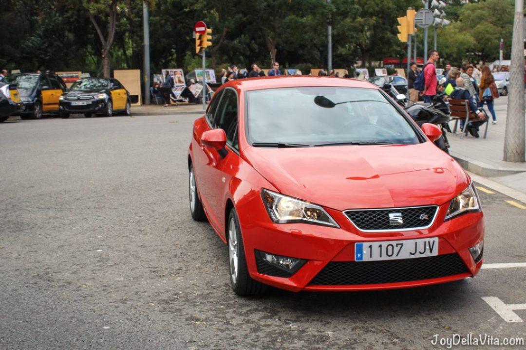 SEAT Ibiza SC FR