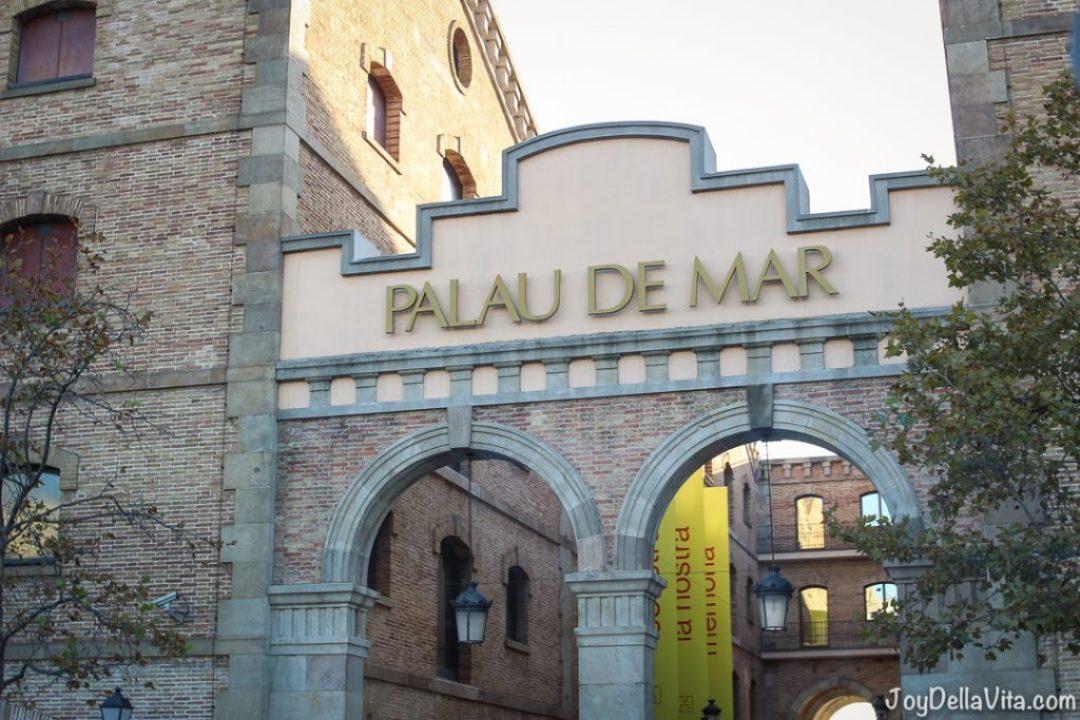 Palau de Mar Barcelona
